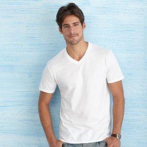 gildan-softstyle-v-neck-t-shirt-64v00